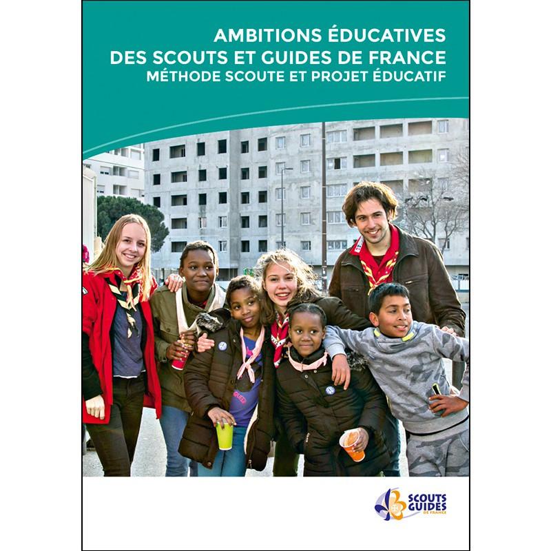 Brochure projet éducatif