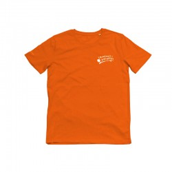 T-shirt Louveteaux / Jeannettes - orange