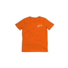 T-shirt enfant - Louveteaux / Jeannettes - orange