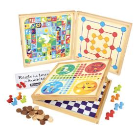 Coffret de jeux classiques - 50 règles