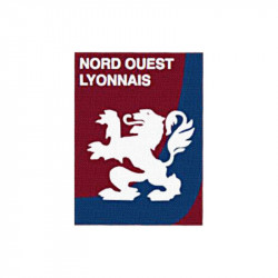 Insigne de Territoire NORD - OUEST LYONNAIS
