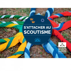 S'attacher au scoutisme