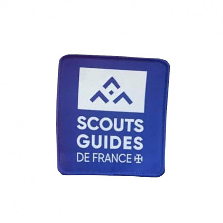 Patch chemise Scouts - Guides