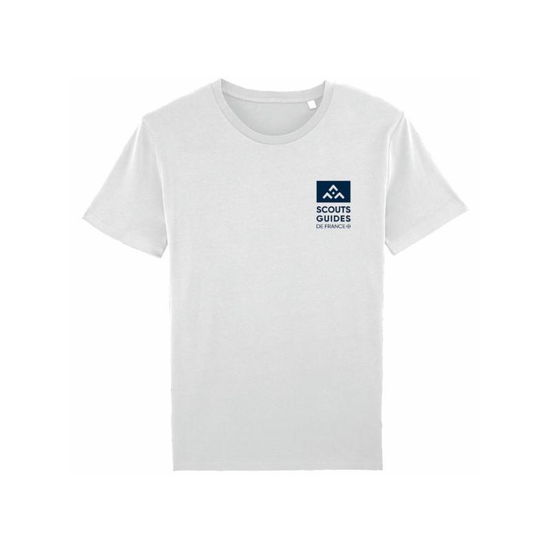 T-shirt officiel SGDF enfant - en coton bio