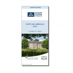 Carte IGN Jambville