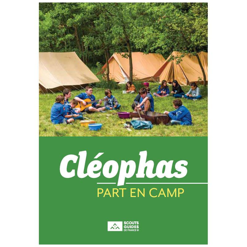 Cléophas part en camp 2019