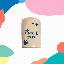 Bague de foulard Connecte - Jamboree Scouts Guides 2019