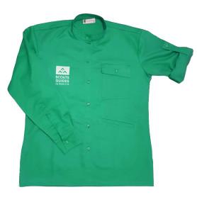 Chemise vert clair nouveau logo - responsables farfadets