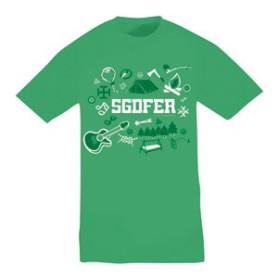 Tee - shirt enfant « SGDFER » Taille 12/14 ans
