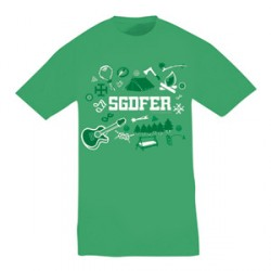 Tee - shirt « SGDFER » Taille M