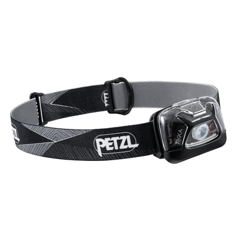 Lampe frontale Petlz Tikka - noir