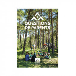 Livret Questions de parents - lot de 10