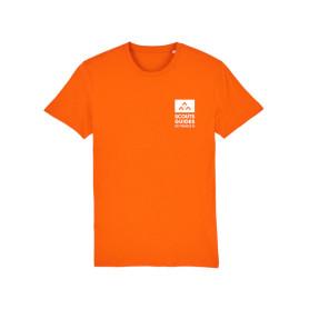 T-shirt enfant Louveteaux Jeannettes (nouveau modèle) - orange