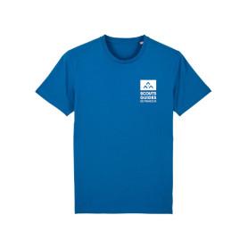 T-shirt enfant Scouts Guides (nouveau modèle) - bleu
