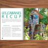 Cabanes - 50 plans détaillés pour construire sa cabane