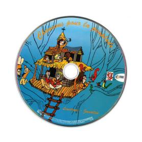 CD Chansons pour la peuplade -
