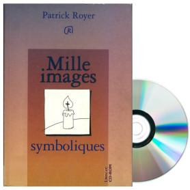 Mille images symboliques - Livre et CD d'illustrations-