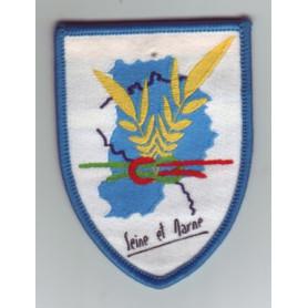 Insigne de Territoire SEINE et MARNE