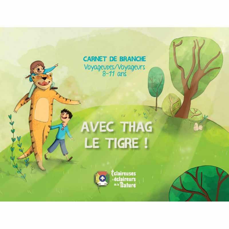 Carnet de branche Voyageur - EDLN