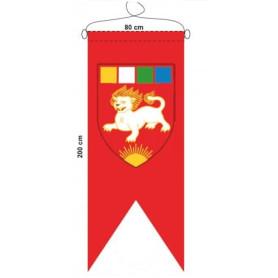 Drapeau Vaillant - EDLN