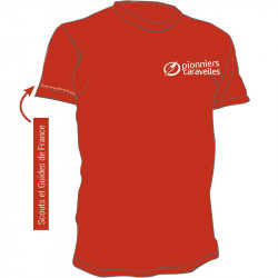 Tee-shirt Pionniers / Caravelles Taille 12 - 14 ans