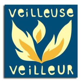 Insigne Veilleuse-veilleur