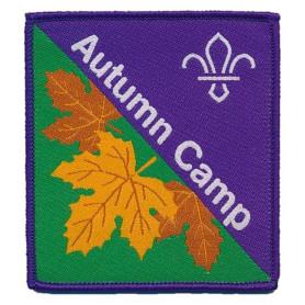 """Insigne """"Autumn"""" du Scoutisme mondial"""