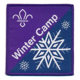 "Insigne ""Winter"" du Scoutisme mondial"
