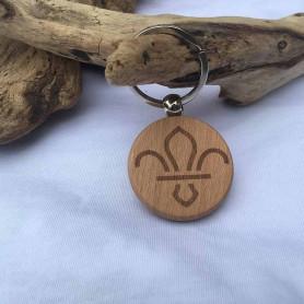 Porte-clés du Scoutisme mondial