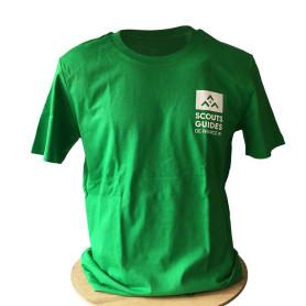 T-shirt Farfadets (nouveau modèle) - vert clair