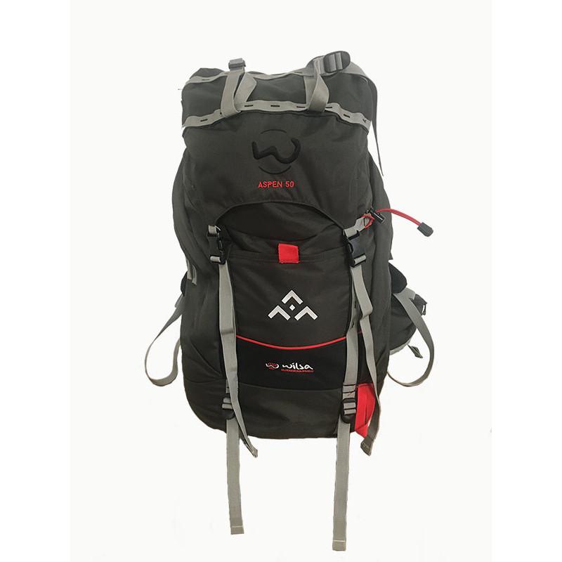 Sac à dos Aspen 50L tarmac avec symbole SGDF brodé