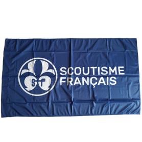 Drapeau du Scoutisme Français