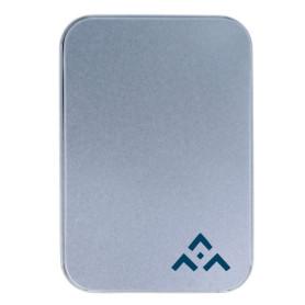 Jeu de 54 cartes dans boite métallique avec symbole SGDF