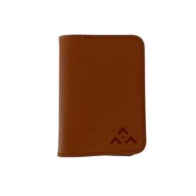 Porte-cartes en cuir avec symbole SGDF