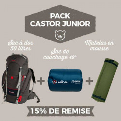"Pack ""Castor junior"""