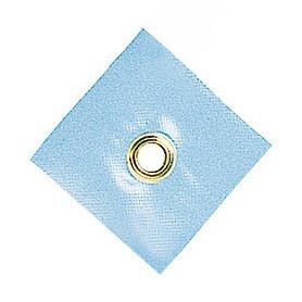 Oeillet 17 mm sur PVC par lot de 5