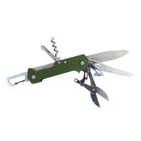 Couteau multi-fonctions avec mousqueton