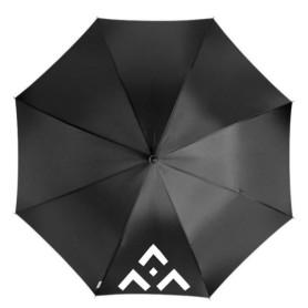 Parapluie automatique noir avec le logo SGDF