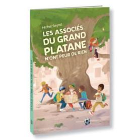 LES ASSOCIES DU GRAND PLATANE N'ONT PEUR DE RIEN - VOL 1