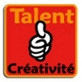 Insigne Talent Créativité