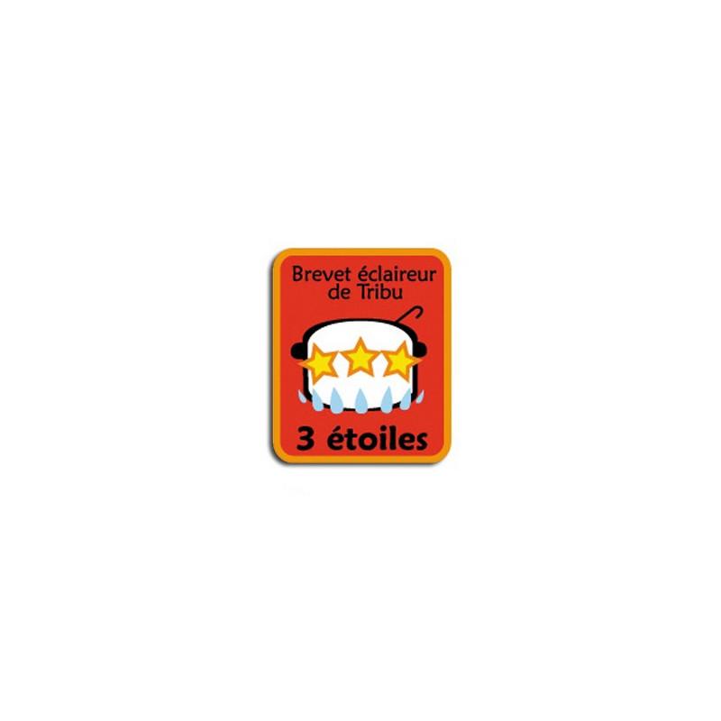Insigne 3 étoiles (BET)