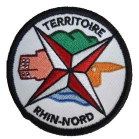 Insigne Territoire Rhin Nord