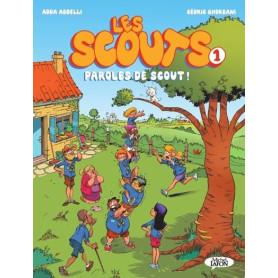 BD Les Scouts - Tome 1