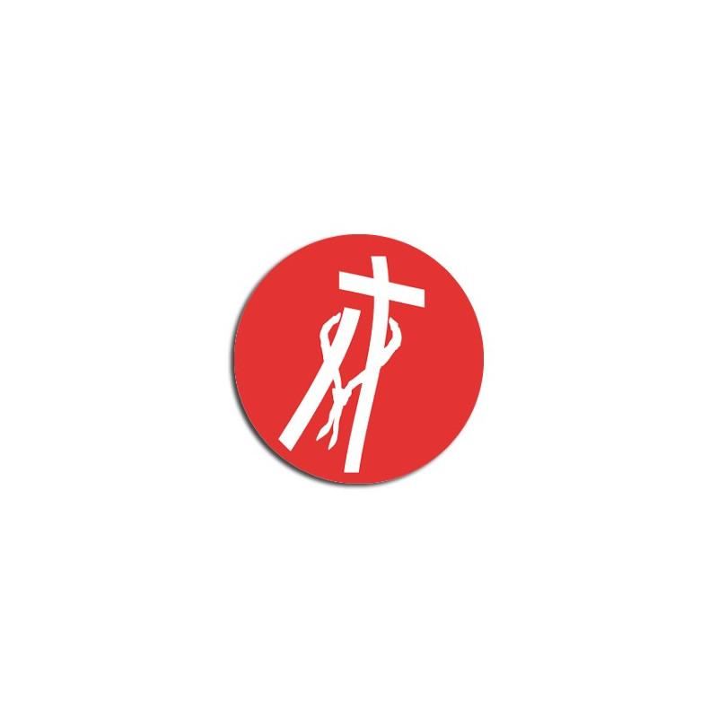 Insigne évangile et vie scoute