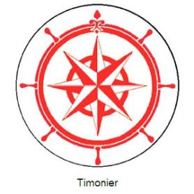 Insigne timonier