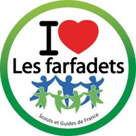 Badge Les farfadets