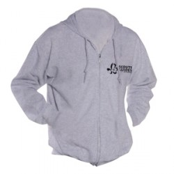 Sweat Logo SGDF Gris taille XL