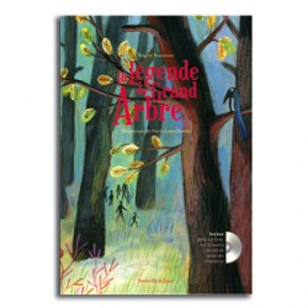 CD La légende du grand arbre