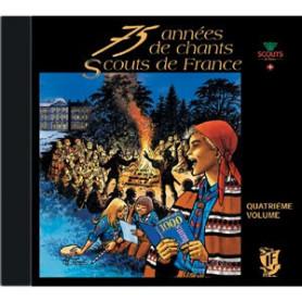 CD 75 années de chants SDF - Volume 4